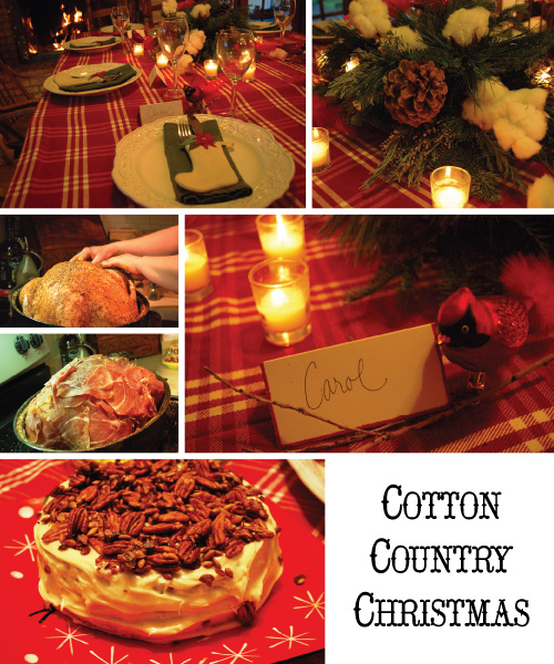 Cotton-christmas